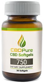 CBD Softgels from CBD Pure