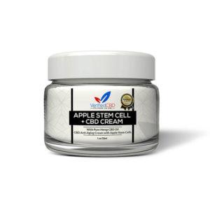 CBD Cream with Apple Stem Cells